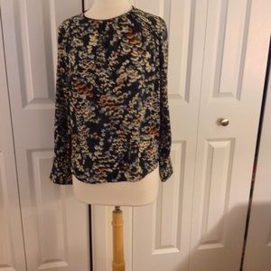Zara blouse, size M. Worn once.